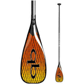 Quickblade V-Drive 81 Red/Yellow Vector Net Uncut