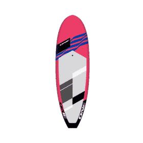 One Surf SUP 10'0 x 30″ Coral/Dark Blue
