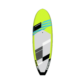 One Surf SUP 10'0 x 34″ Yellow/Blue