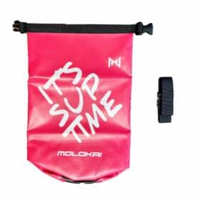 Molokai Waterproof Dry Bag 10L Pink