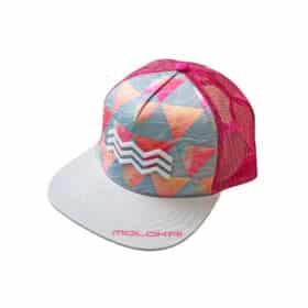 Molokai 2021 Flat Cap (Pink)