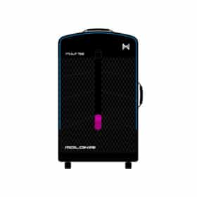 Molokai Rolling Backpack for Inflatable SUP Boards (Black)